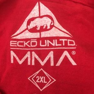 Ecko Unlimited Shirts - ON SALE‼️ Ecko Unlimited MMA Undisputed -2XL